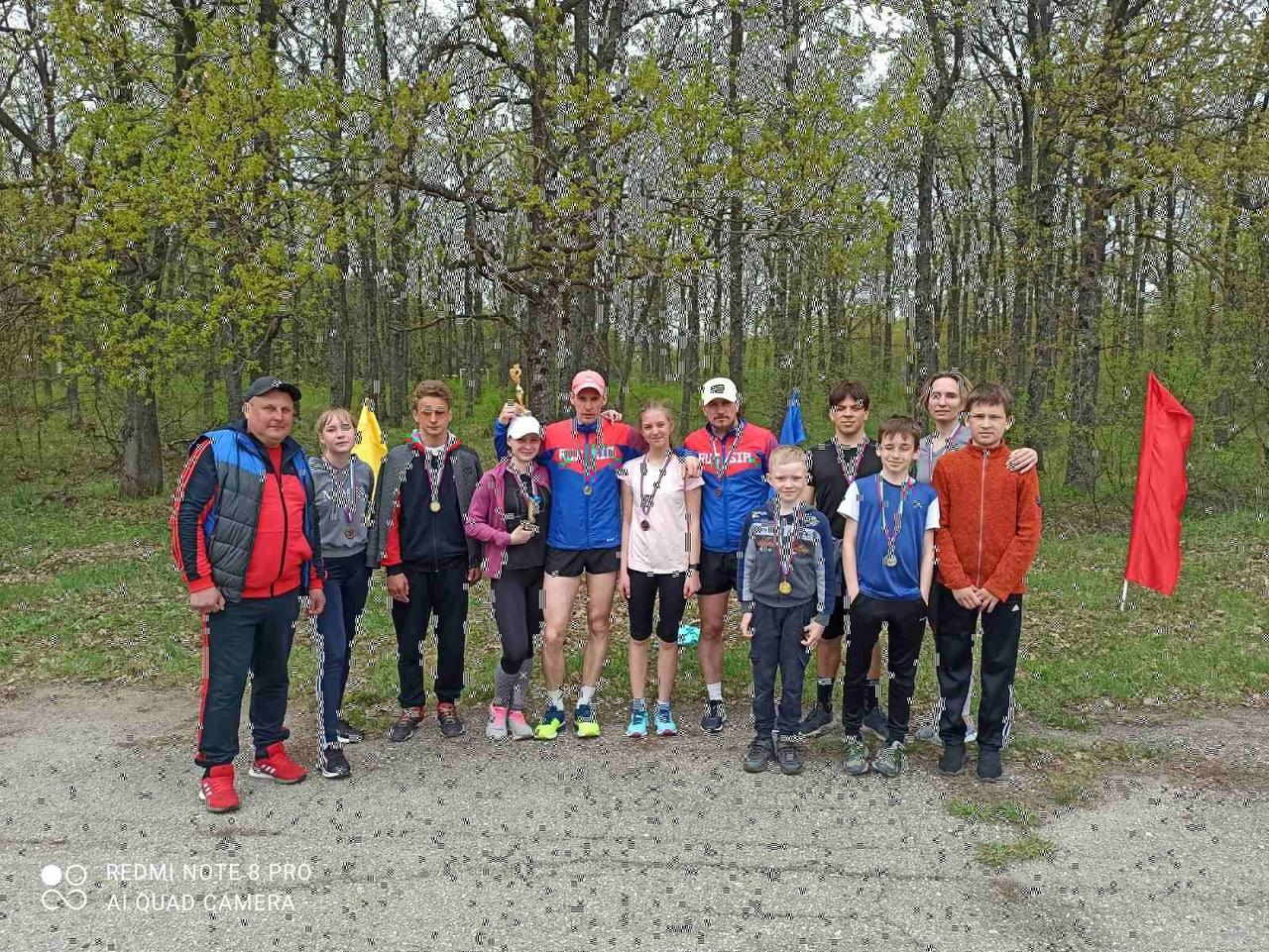 Петровчане стали участниками легкоатлетического марафона