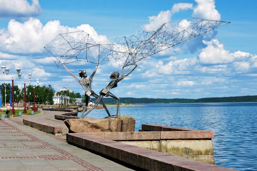 Петрозаводск. Портрет города