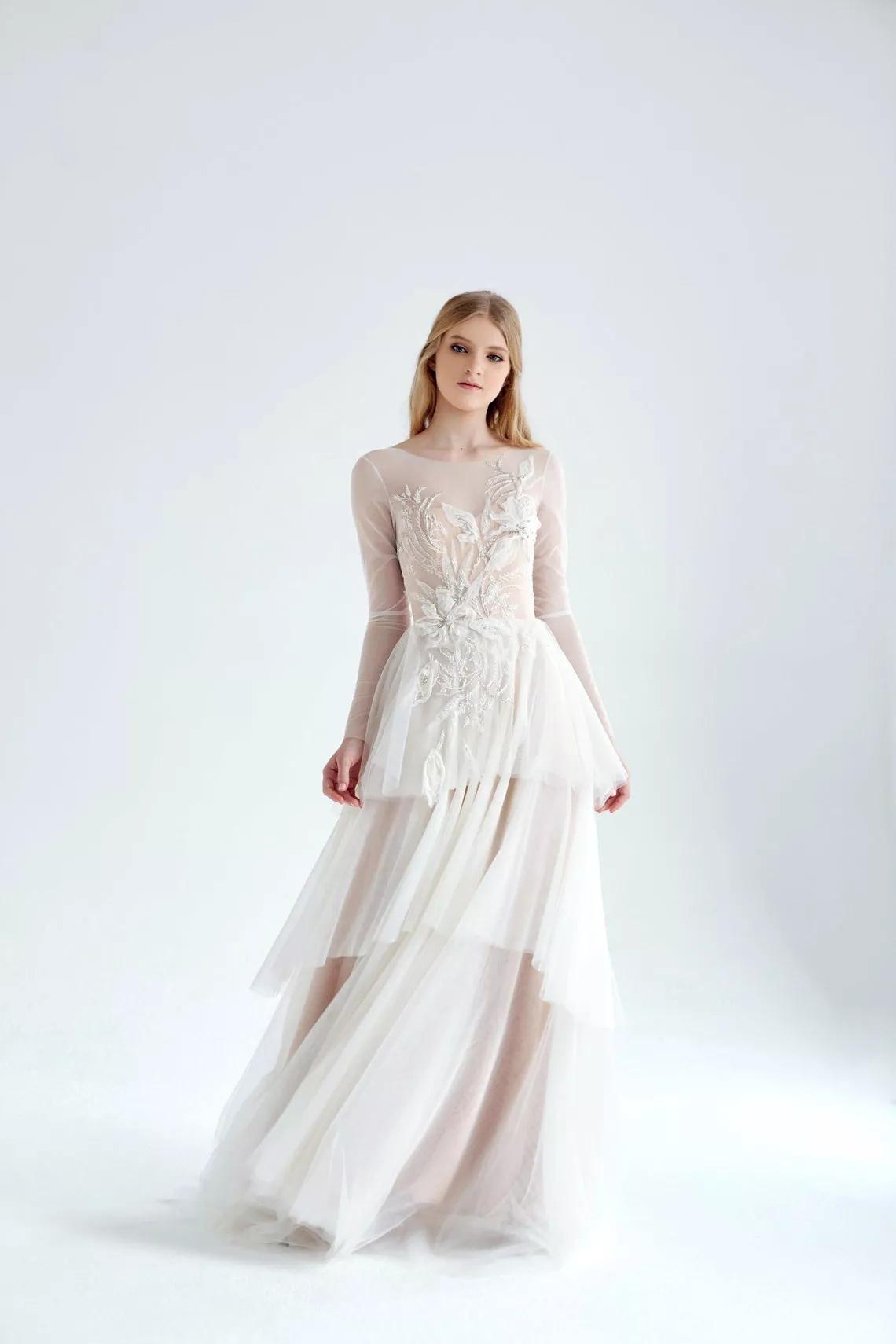 uws2Nb6zFXU - 21 романтическое платье для невесты в 2021 свадебном сезоне