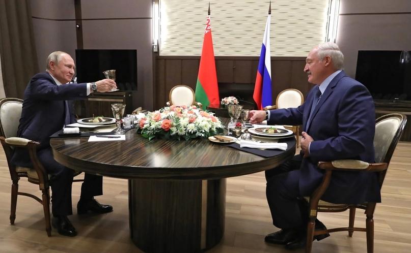 Путин анонсировал новую встречу с Лукашенко