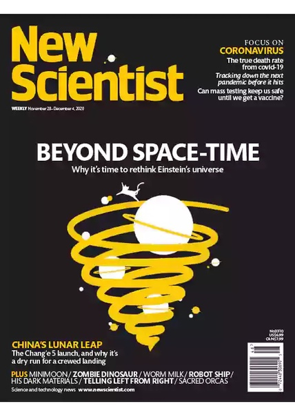 2020-11-28 New Scientist