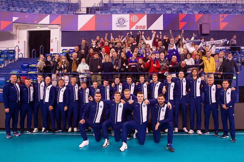 Предсезонная пресс-конференция волейбольного клуба «Динамо»