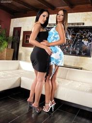 Esmeralda и Debbie White