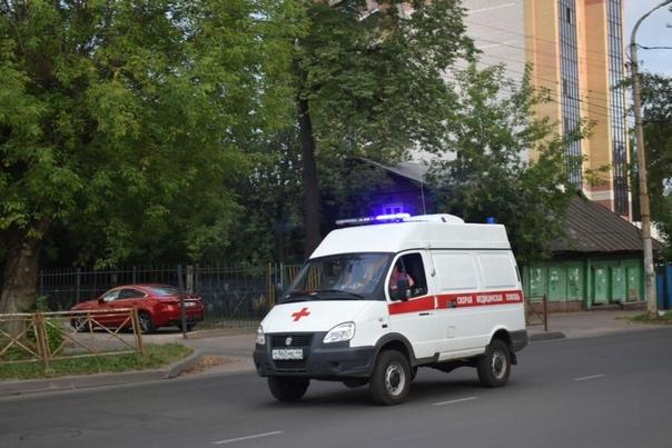«Скорые» в Костроме и Костромской области больше н...