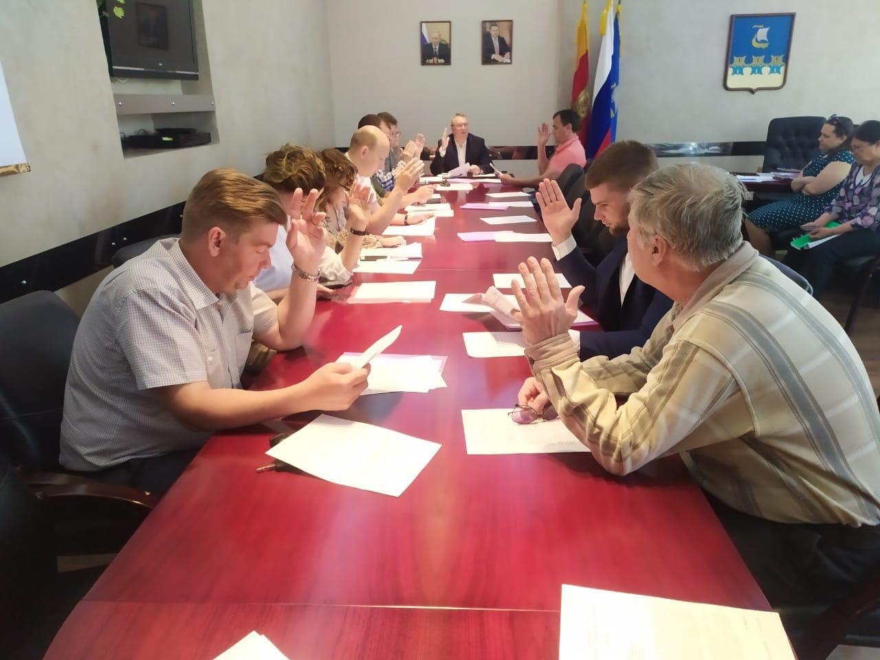Бюджет, причалы и ливневка - итоги заседания кимрской городской думы