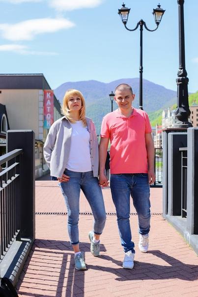 Фотосессия Love Story в Красной Поляне .06.21