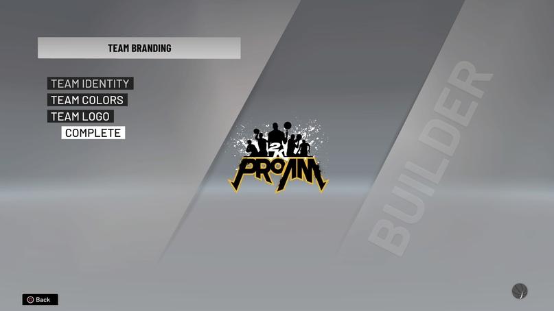 Как создать команду Pro-Am в NBA 2K21, изображение №9