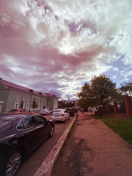Чудесный, прекрасный. Город Боровичи....