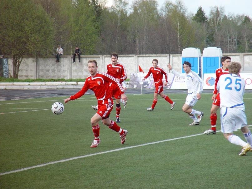 Матч сезона 2007. «КАМАЗ» — «Текстильщик»