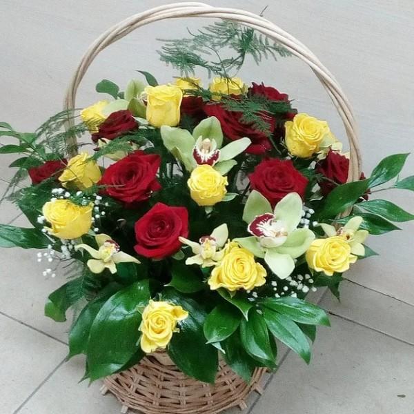 Букет цветов Саратов