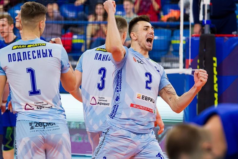 «Динамо» (Москва) завоевали первый трофей сезона, изображение №3