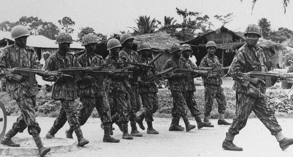 Военщина в Нигерии