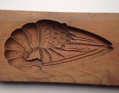Японские деревянные резные формы Кашигата, изображение №9