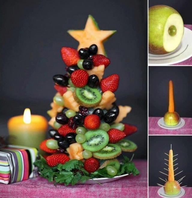 Вкусные Ёлочки для новогоднего стола: коллекция рецептов, советов и идей
