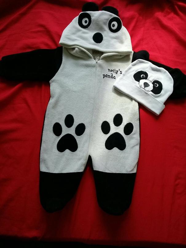 Купить костюм панды, подойдет мальчику   Объявления Орска и Новотроицка №28436