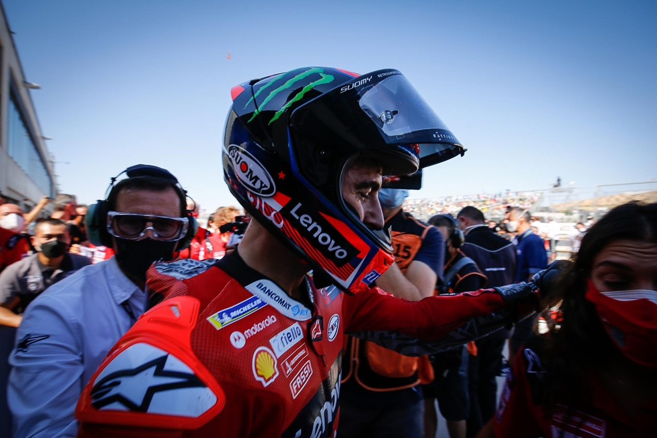 Результаты Гран При Арагона 2021