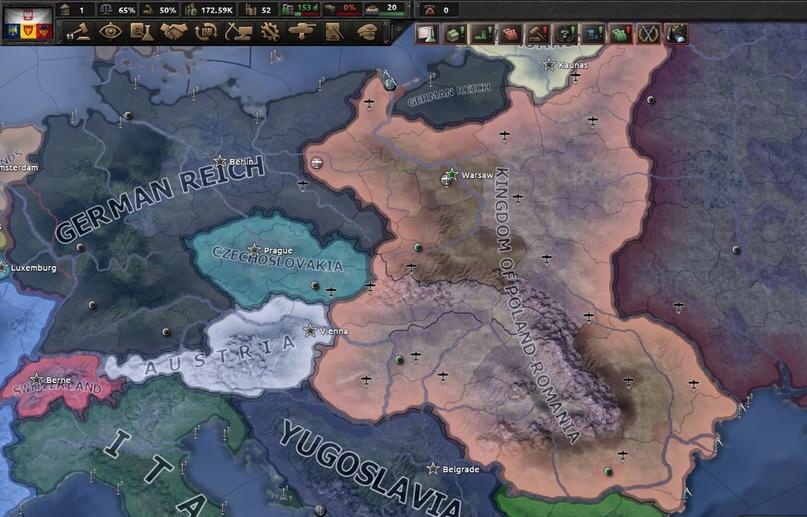 Дневник разработчиков Hearts of Iron IV — Изменение древа фокусов Польши, часть 2, изображение №18