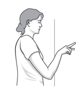 Прогулка пальцами