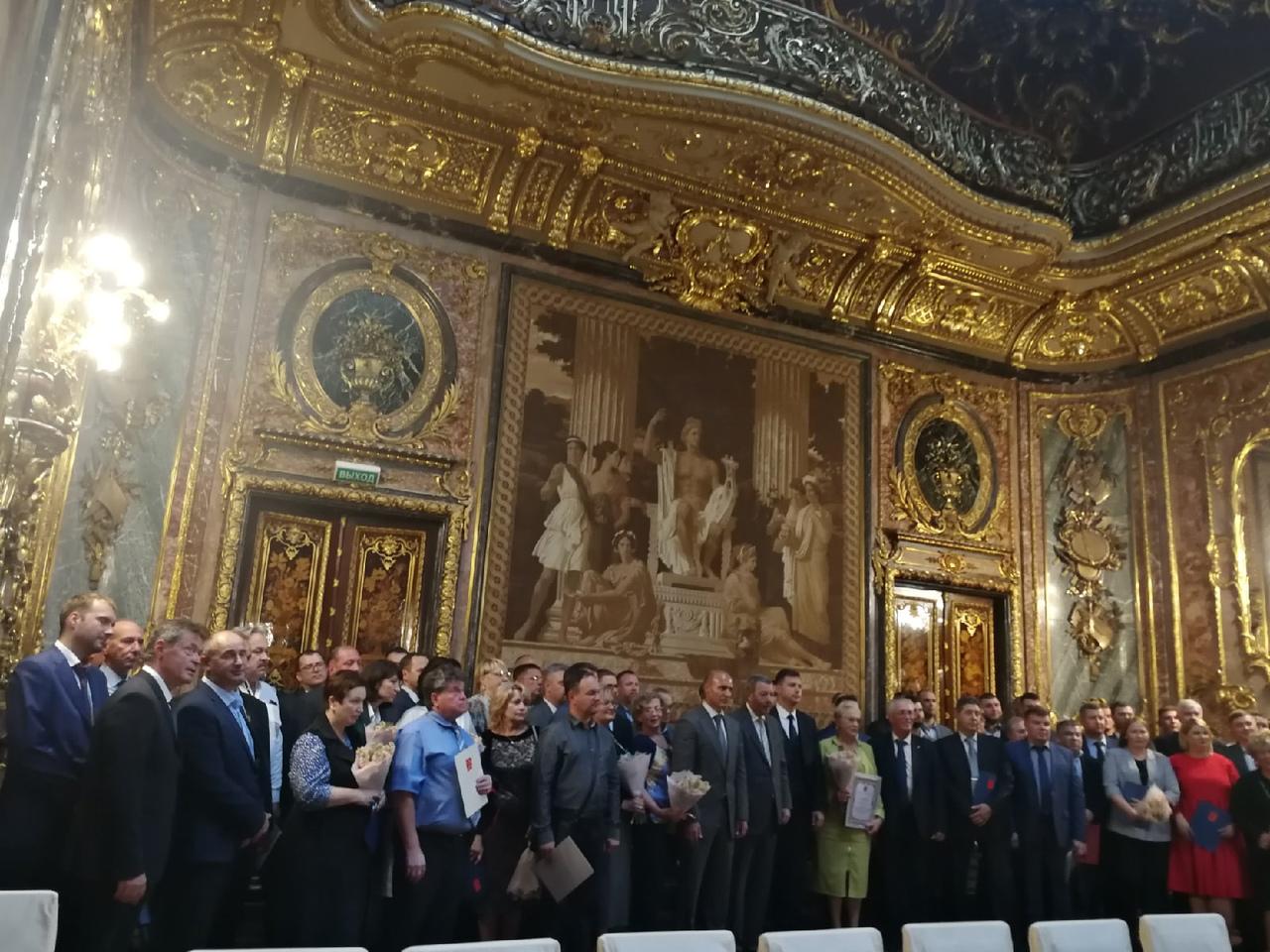В Доме Архитектора наградили лучших строителей Санкт-Петербурга