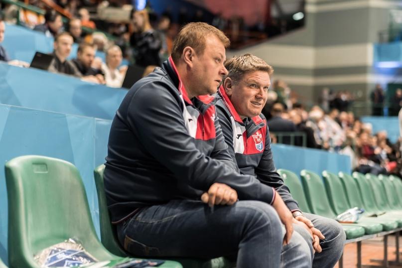С Игорем Раповцом