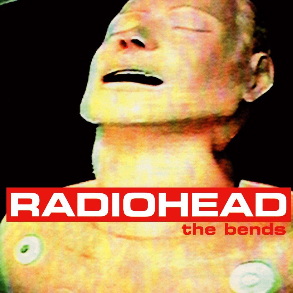 Radiohead album The Bends [Collectors Edition]