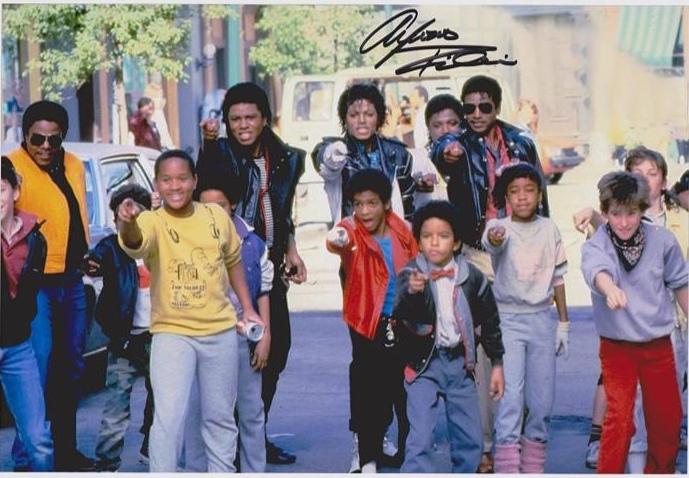 Альфонсо Рибейро - первая мини-версия Майкла Джексона., изображение №21