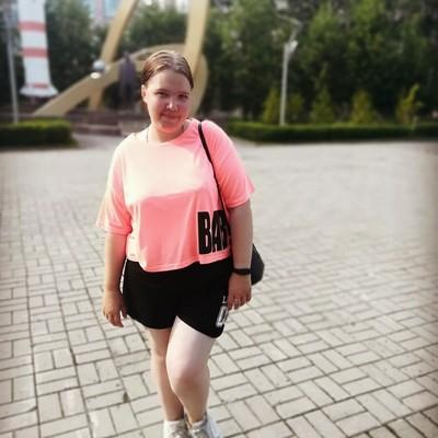Rozaliya, 23, Tomsk