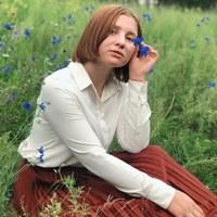 Фотография Дари Афанасьевой ВКонтакте