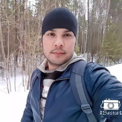 Камрон Хорунов