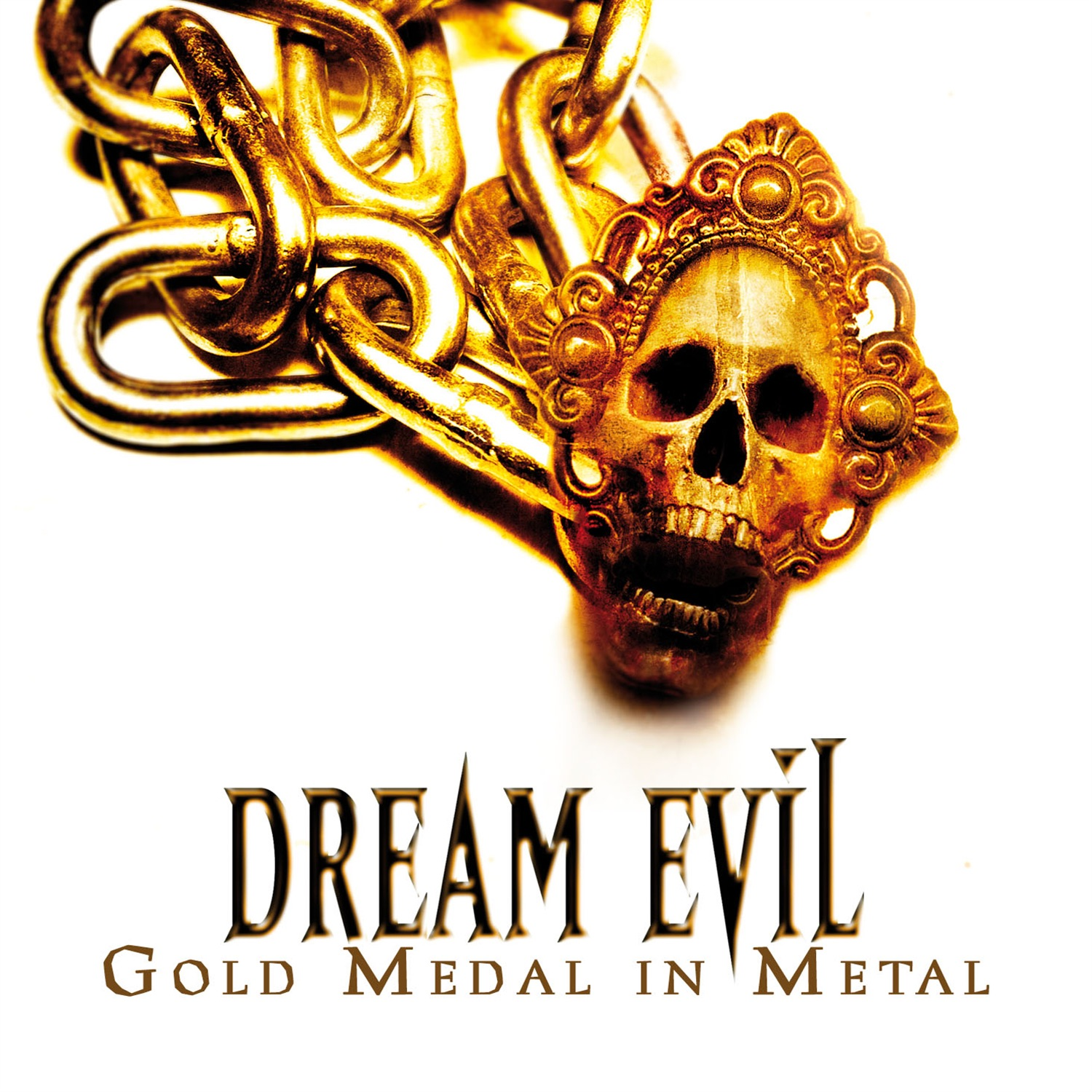 Dream Evil album Gold Medal In Metal ( Alive And Archive )