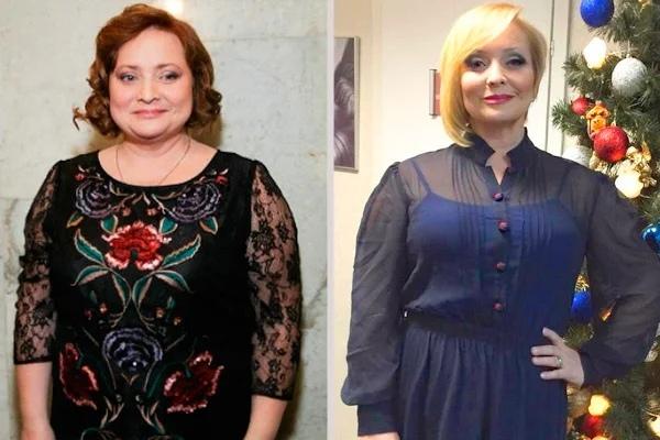 Сильно похудевшие актеры и актрисы российских сериалов