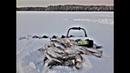 Зимняя рыбалка!Муровей,Коза,Ух этот Мухомормыш!ловля рыбы в -35 Уральская зима!
