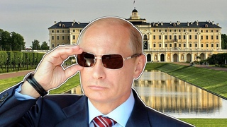 Как Живет Владимир Путин и Сколько Он Зарабатывает