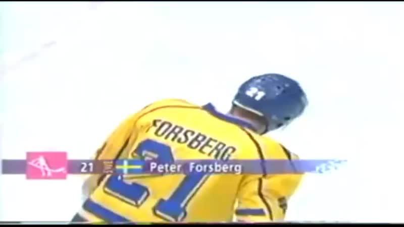 золотой буллит Форсберга ОИ Лиллехаммер 1994 Full HD