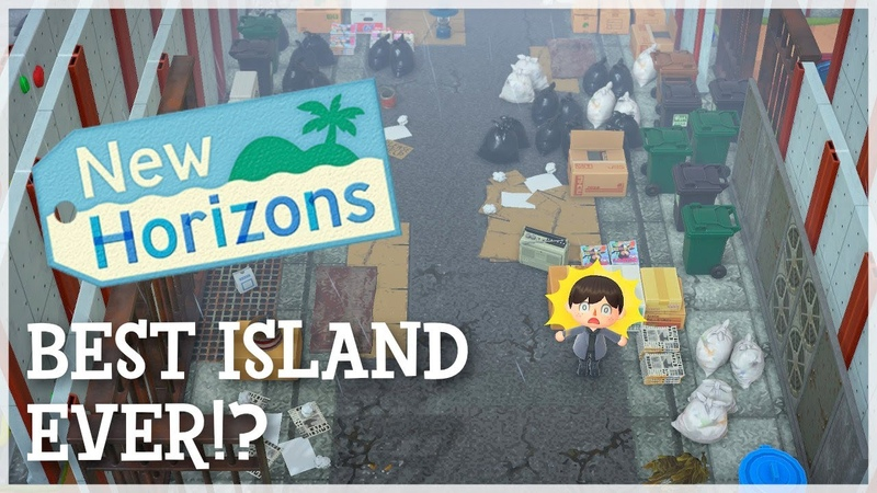 Animal Crossing New Horizons Best Dream Island Ever umbrA Island
