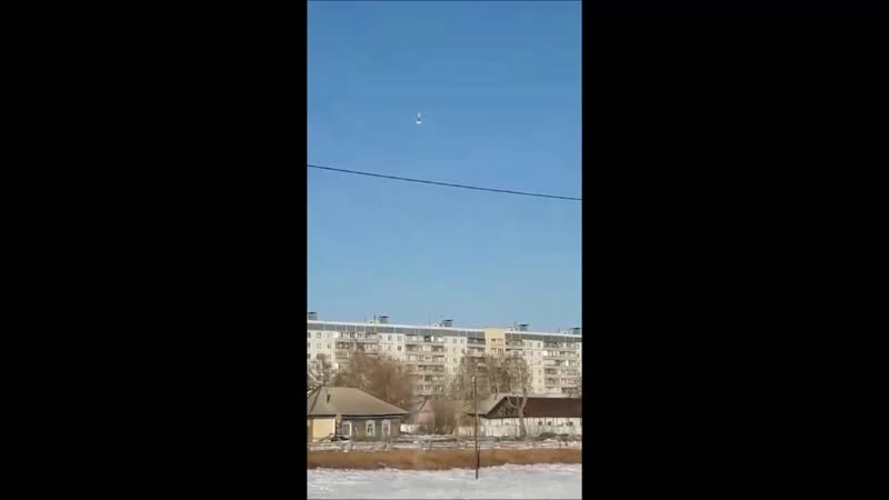 Новосибирская область, Школьная ракето-носитель, Гавриш А.А.