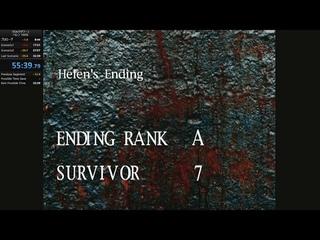 【クロックタワー2】 Helen 100% Ending A 55:39【RTA】