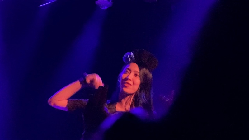 BAND-MAID Rock in me, CLANG, Play (Live) @ Echoplex, Los Angeles 9302019