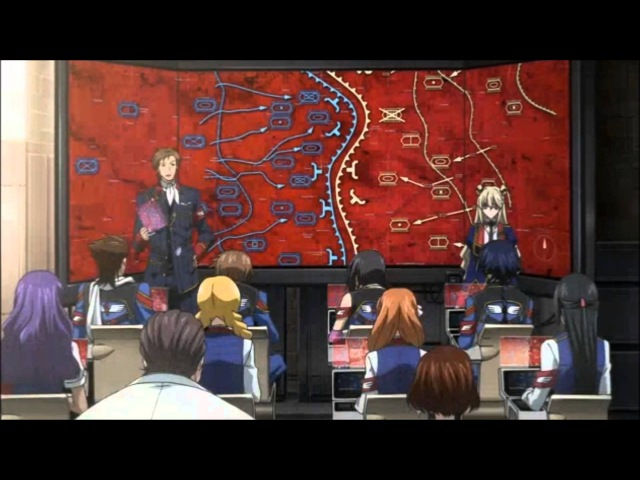 Code Geass: Boukoku no Akito - OVA 2 trailer 2 / Код Гиас: Отступник Акито [2 из 4] - полный трейлер