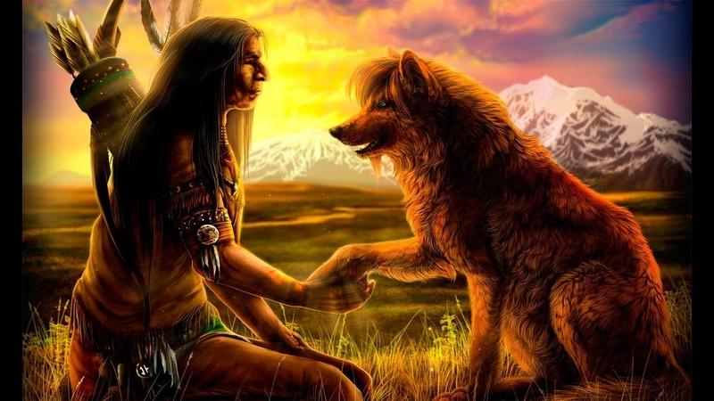 Música con Flauta Chamánica de los Nativos Americanos - Música Indios Nativos