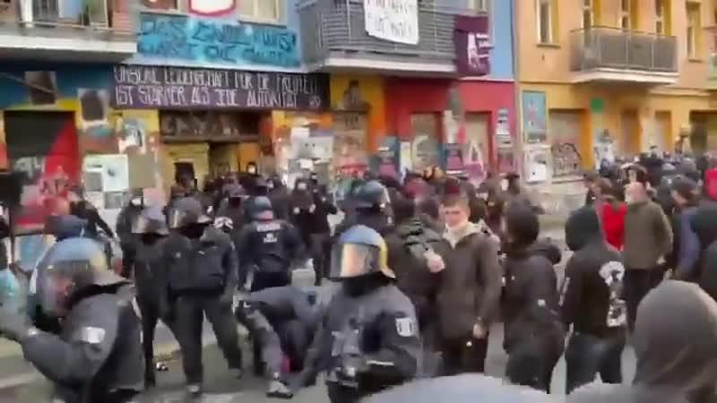 В Берлине хорошо