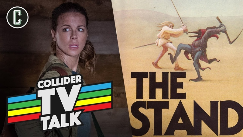 Stephen King's The Stand sold to CBS All Access Kate Beckinsale in Amazon's The Widow TV Talk