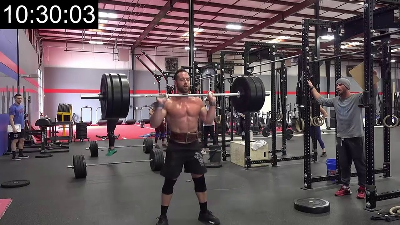 Crossfit Open 19 2 Rich Froning vs Tasia Percevecz vs Chyna Cho
