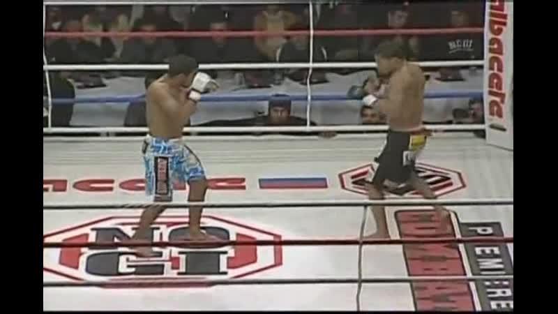 Jose Aldo vs. Anderson Silverio [Meca Vale Tudo 12]