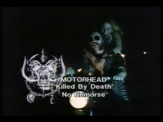 Motorhead 1984 killed by death