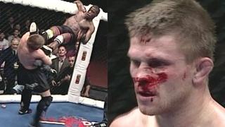 КРОВАВЫЕ БОИ БЕЗ ПРАВИЛ! Беспредел в клетке и «человек кремень» из Питера! MMA в лихие 90-е!