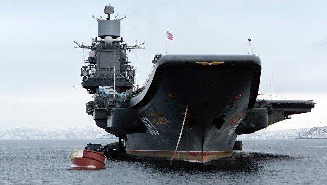 Что теперь будет с авианесущим крейсером «Адмирал Кузнецов»