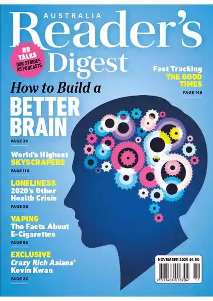 2020-11-01 Reader  x27 s Digest AUNZ