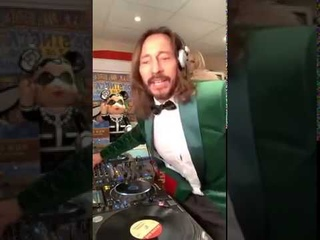 Bob Sinclar Live Set Lockdown Day #40 ! For the love of music ❤️ Disco Session Volume 5 Part 1/2
