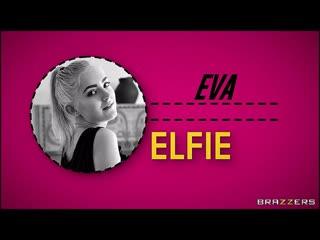 Eva Elfie - Downblouse Yoga With Elfie / 2020 Brazzers